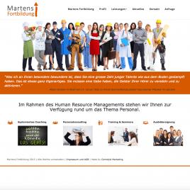 Martens Fortbildung